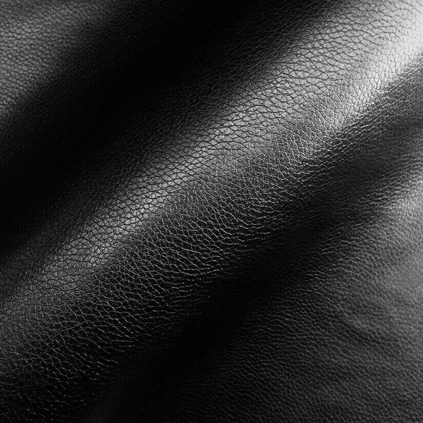 Эко-кожа черная