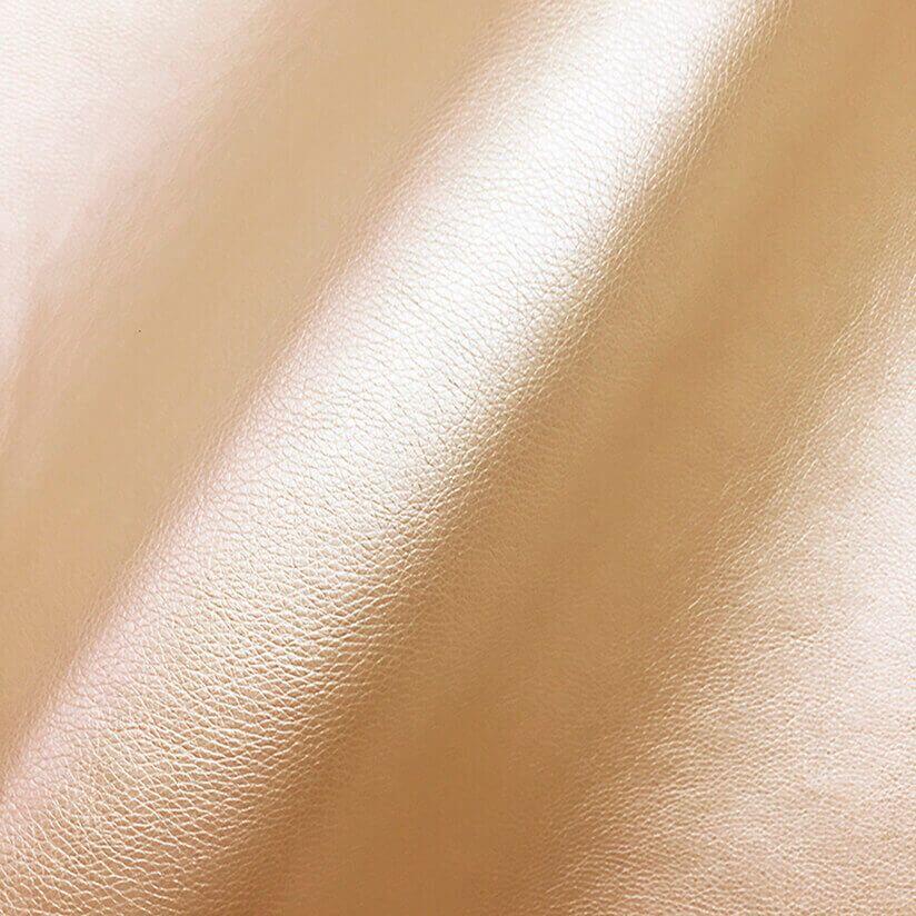 Эко-кожа перламутр бежевый